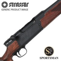 Strasser RS 14 Thumbhole Evoulution Fluted Threaded