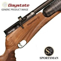 Daystate Red Wolf 12ft lbsHi Lite Walnut Stock