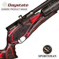 Daystate Red Wolf HP 50ft lbsHi Lite Laminate Stock