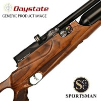Daystate Wolverine R Reg 12 ft  Hi Lite Walnut