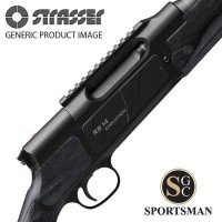 Strasser RS 14 Tahr Evoulution Left Hand Fluted Threaded