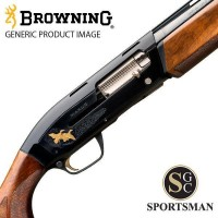 Browning Maxus Black Gold M/C Fac 12G