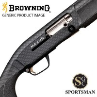 Browning Maxus Sporting Black Carbon M/C Fac 12G