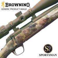 Browning X-Bolt Sf Atacs Kite 2-12X50 Combo