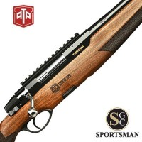 ATA Turqua Walnut Threaded