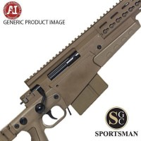 Accuracy International AXMC Flat Dark Earth Tac M/Brake .308 Win