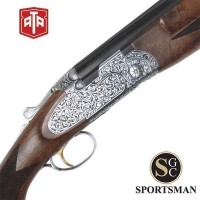 ATA SP Deluxe Hand Engraved Game  M/C 12G