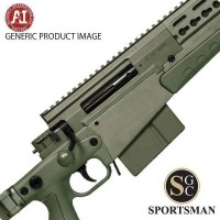 Accuracy International AXMC Green Tac M/Brake .308 Win