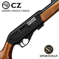 CZ 512 Semi Auto Open Sights 20 Inch