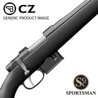 CZ 527 Carbine Synthetic Detach Mag 19 Inch Threaded