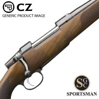 CZ 557 Lux 21 Inch Threaded