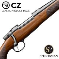 CZ 557 Lux II Detach Mag 24 Inch Threaded