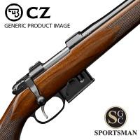 CZ 557 American Detach Mag 24 Inch Threaded