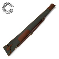 Croots Rosedale Canvas Shotgun Slip - Flap / Zip