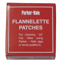 Parker Hale Patches Pack of 12