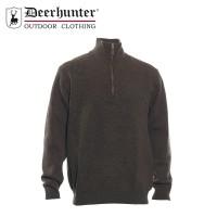 Deerhunter Hastings Knit Zip - Neck