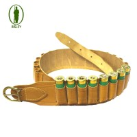 Bisley Cartridge Belt Deluxe Natural Hide