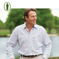 Bisley Tattershall Shirt Cord Collar