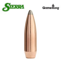 Sierra .25 Calibre (.257) 100 Gr. SBT Gameking 100 Bullet Heads