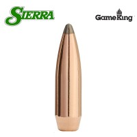 Sierra 7mm Calibre (.284) SBT Gameking 100 Bullet Heads