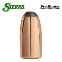 Sierra .30 Calibre / 7.62mm (.308) Gr. RN Pro-Hunter 100 Bullet Heads