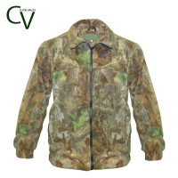 Merger Camo Fleece Jacket