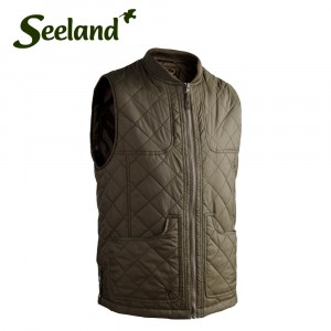 Seeland Cottage Quilt Waistcoat