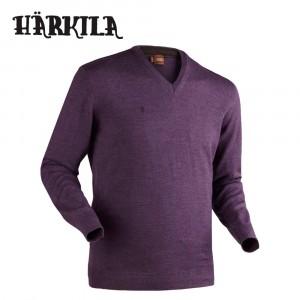 Harkila Jari Pullover Purple Melange