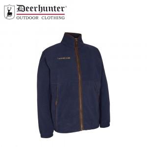 Deerhunter Wingshooter Fleece Graphite Blue
