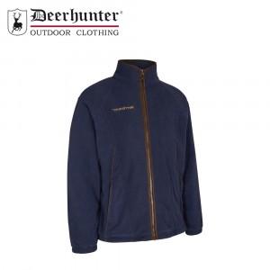 Deerhunter Wingshooter Waterproof Fleece Graphite Blue