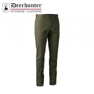 Deerhunter Casual Trousers Art Green
