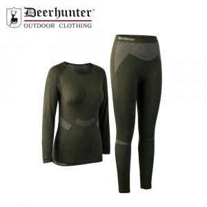 Deerhunter Lady Performance Underwear Set Forest