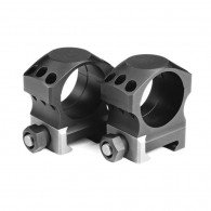 Nightforce Ring Set 1.375 X High 30mm Ultralite 6 Screw