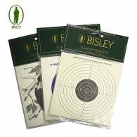 Bisley 5 And 1 Bull Targets 25pk