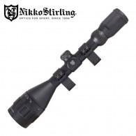 Nikko MountMasterAO 4-12x50 Scope MilDot