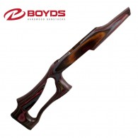 Boyds Ruger 10/22 SS Evolution Thumbhole Laminate Stock Royal Jacaranda