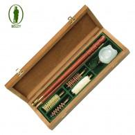 Bisley Shotgun Cleaning Kit In Wooden Box