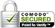 This is a Comodo Secure Site